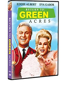 Return to Green Acres (Eddie Albert, Eva Gabor and Alvy Moore) from Tgg Direct