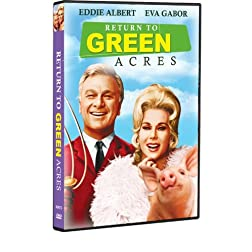 Return to Green Acres (Eddie Albert, Eva Gabor and Alvy Moore)