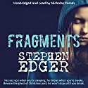 Fragments: P.I. Johnson Carmichael Series, Book 3 Audiobook by Stephen Edger Narrated by Nicholas Camm