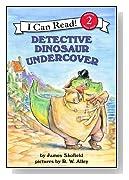 Detective Dinosaur Undercover