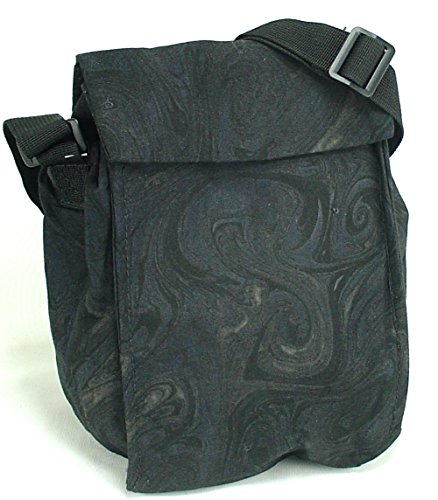Cool Tote Insulated Lunch Bag Cooler Tote with Freezer Pack. Reusable for Kids, Teens, and Adults. (Marble Onyx) - 1