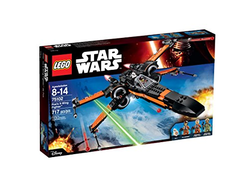LEGO-Star-Wars-Poes-X-Wing-Fighter-75102-Building-Kit