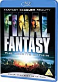Final Fantasy: The Spirits Within [Blu-ray] [2007] [Region Free]