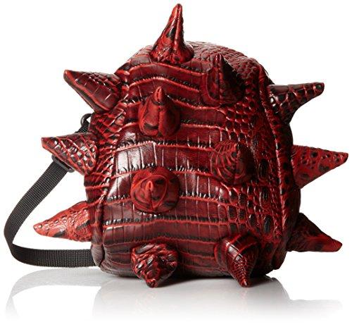 madpax-mighty-bite-crossbody-bag-w-clip-per-cintura-red-tillion-taglia-unica