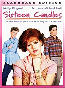 Sixteen Candles - Summer Comedy Movie Cash