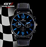 2014 F1 Grand Touring GT Men Sport Quartz Watch Military Watches Wristwatch Fashion Men's Watches