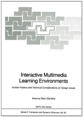 Interactive Multimedia Learning Environments: Human Factors and Technical Considerations on Design Issues
