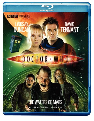 Doctor Who: The Waters of Mars (BD) [Blu-ray]