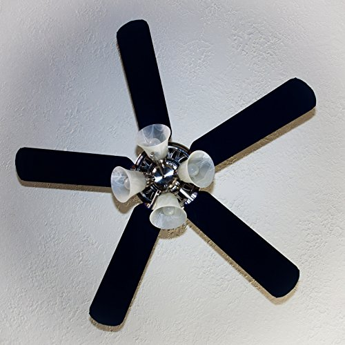 Fancy Blade Ceiling Fan Accessories Blade Cover Decoration