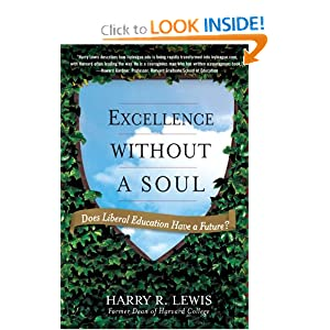 Downloads Excellence Without a Soul: Does Liberal Education Have a Future? ebook