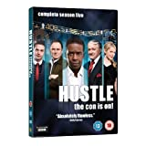 Hustle - Complete BBC Series 5 [DVD] [2010]by Adrian Lester