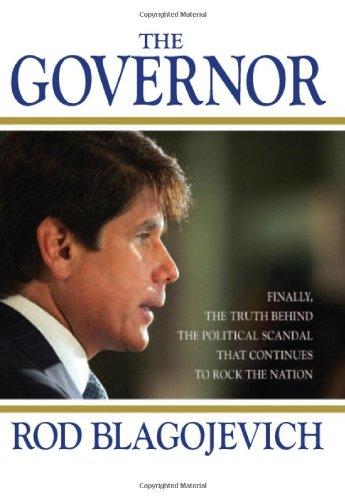 No, Corrupt Democrat Rod Blagojevich Doesn't Deserve Presidential Leniency