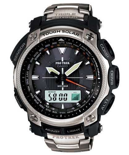 best watches 8 casio s protrek prg505t 7dr stainless