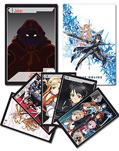 Sword Art Online Playing Cards - 1