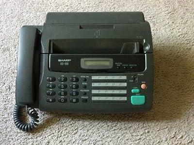 Sharp UX108 Thermal Fax Machine