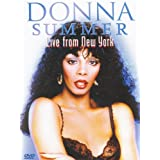 Live From New York ~ Donna Summer