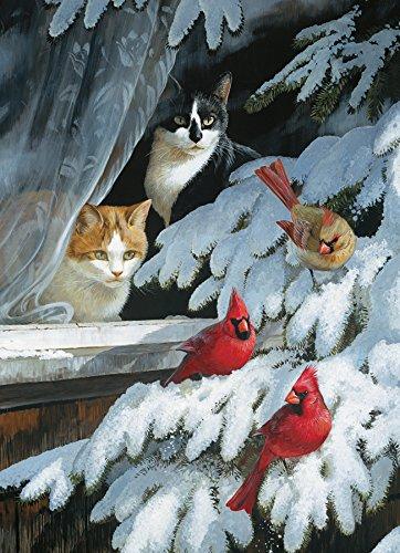 Cobble Hill Bird Watchers Jigsaw Puzzle, 1000-Piece