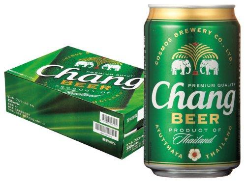 チャーン ビール 330ml×24本