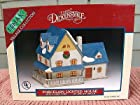 Lemax Village Collection - Dickensvale - Porcelain Lighted House