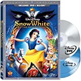 Snow White and the Seven Dwarfs (Three-Disc DVD/Blu-ray Combo + BD Live) (Bilingual)