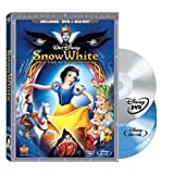 Snow White and the Seven Dwarfs (Three-Disc Blu-ray/DVD Combo + BD Live w/DVD packaging) ~ Adriana Caselotti