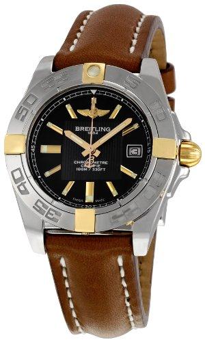 Breitling Women's B71356L2/BA11BRLT Galactic 32 Black Dial Watch