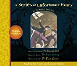 Lemony Snicket A Series of Unfortunate Events - Lemony Snicket Gift Pack: 4-6: