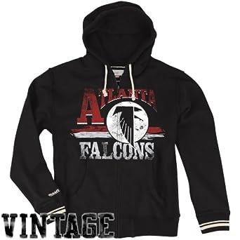 Atlanta Falcons Mitchell & Ness NFL Start of Season Full Zip Hoody by Mitchell & Ness