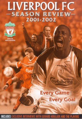 Liverpool - End Of Season 2001/2002 [DVD]