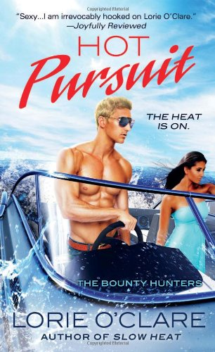 Image of Hot Pursuit (Bounty Hunters Series)