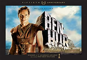 Ben-Hur (50th Anniversary Ultimate Collector's Edition) (Bilingual)
