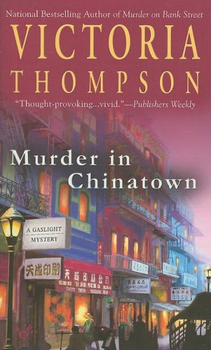 Image for Murder In Chinatown: A Gaslight Mystery