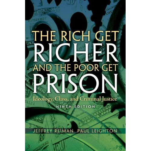 jail the poor while rich go free