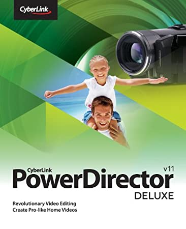 PowerDirector 11 Deluxe [Download]