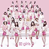 E-girls「Diamond Only」