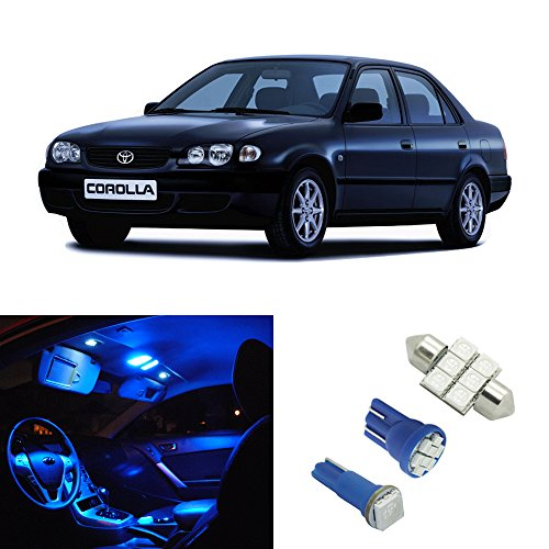 hercoo-pack-of-6pcs-interior-lights-package-smd-led-bulbs-kit-for-1998-2001-toyota-crolla-blue