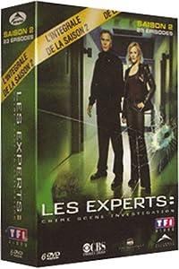 Les Experts : L'Intégrale saison 2 - Coffret 6 DVD