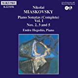 Myaskovsky: Piano Sonatas Nos. 2, 3 And 5