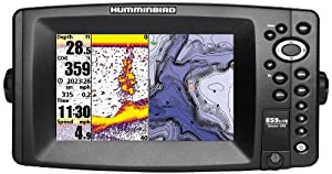 Humminbird 409120-1 859ci HD GPS Sonar Combo Fishfinder by Humminbird