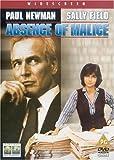 Absence of Malice [UK Import]