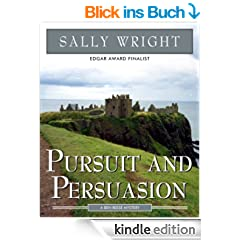 Pursuit And Persuasion (Ben Reese mystery series Book 3) (English Edition)