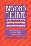 img - for Beyond the Hype: Rediscovering the Essence of Management book / textbook / text book