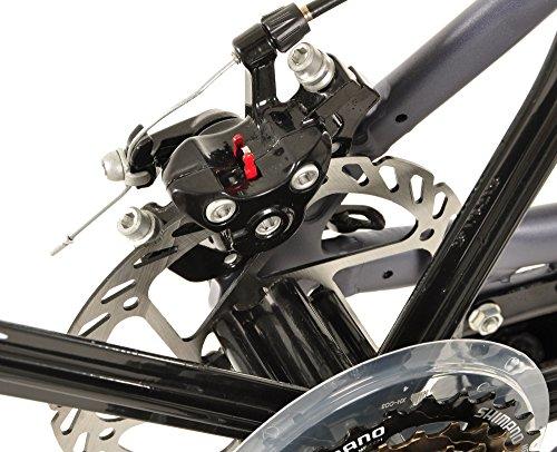 """Vilano 26/"""" Mountain Bike Ridge 2.0 MTB 21 Speed with Disc Brakes"""