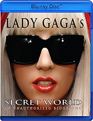 Lady Gaga's Secret World [Blu-ray]
