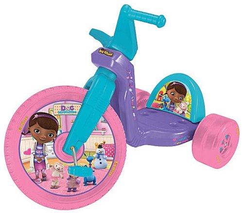 Doc McStuffin Big Wheel Racer 16 inch Big Wheel Racer - The Original Big Wheel Trike