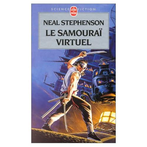 Le Samouraï Virtuel - Le livre de poche