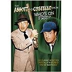 Abbott & Costello: Who's On First DVD Set
