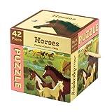 Horses 42 Pc Puzzle 16