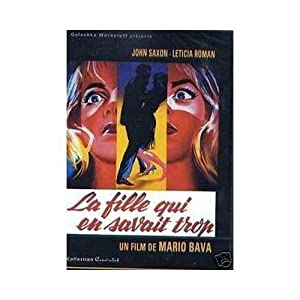The Girl Who Knew Too Much [FR Import]