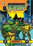 Teenage Mutant Ninja Turtles: Season 4 [Import]